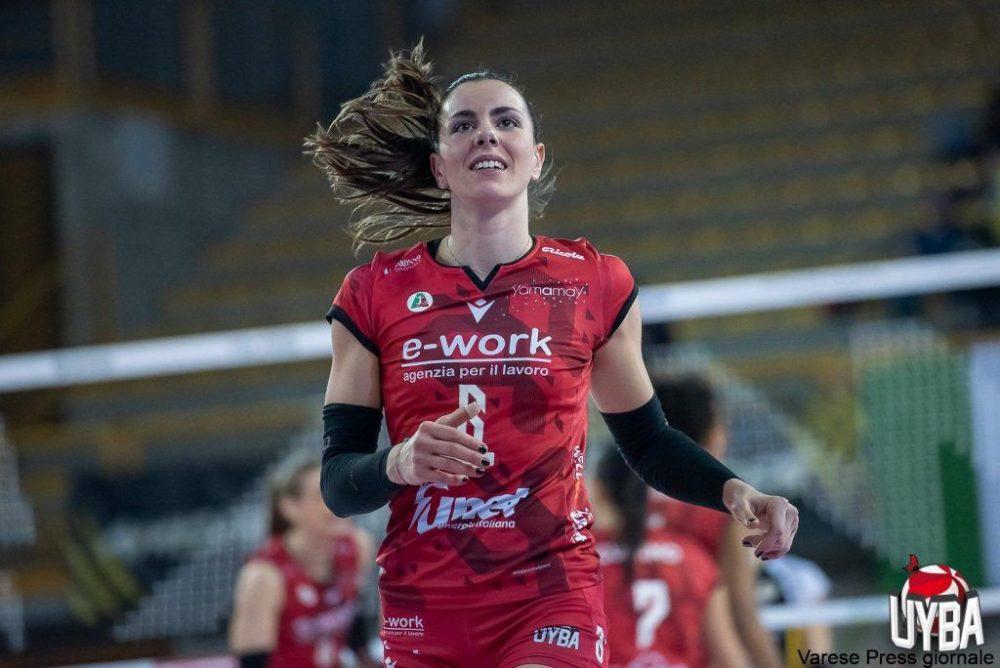 Altra vittoria piena della UYBA a Brescia