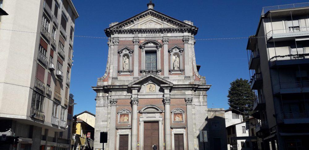 chiesa di santagnese