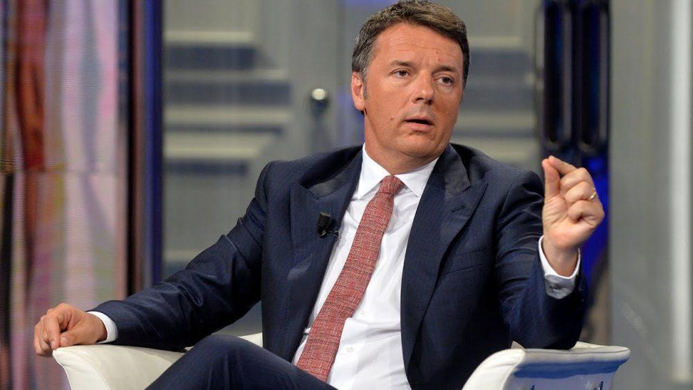 """Renzi: """"Stiamo indebitando i nostri figli con il MES, ma è giusto"""""""