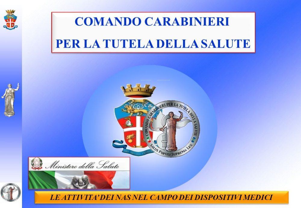 nas carabinieri coronavirus