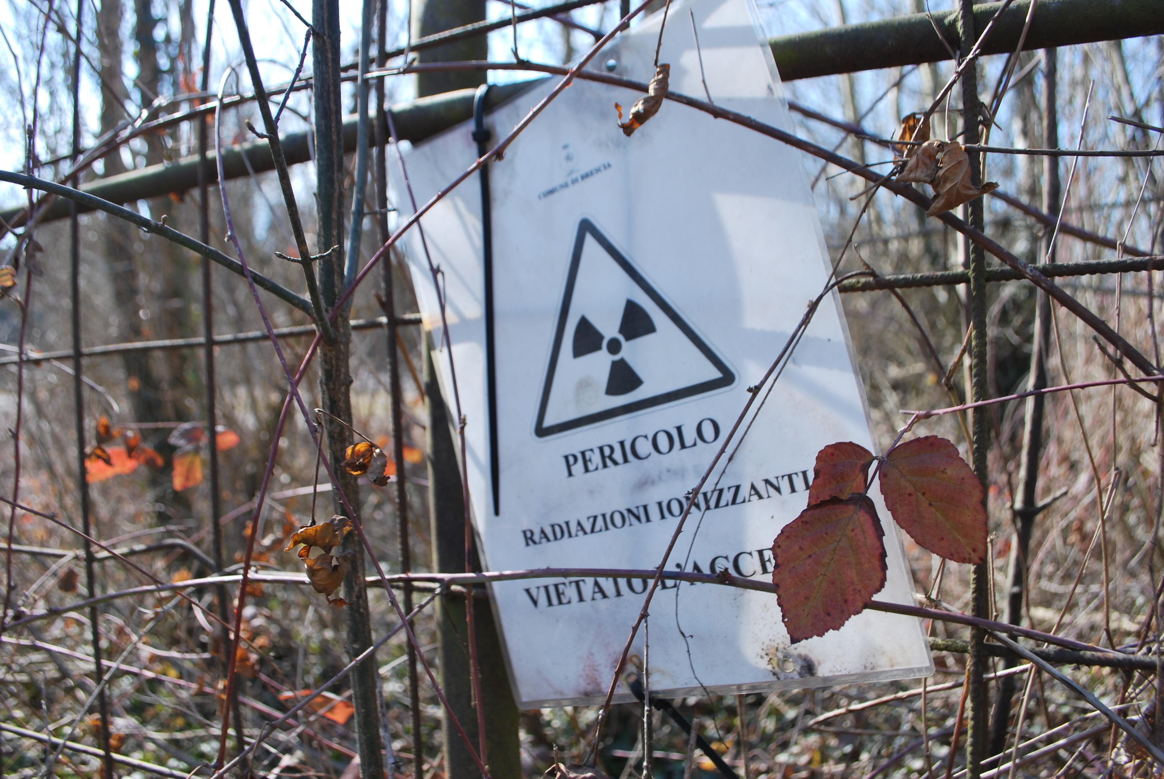 Gerenzano, si liberi il territorio varesino dai rifiuti radioattivi