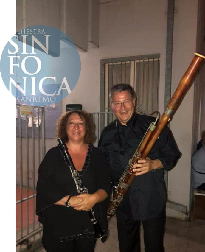 Cristina Noris e Vialiano Gallo