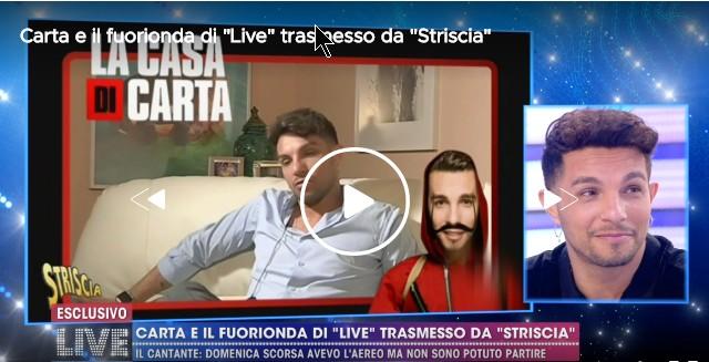Marco Carta biglietto Barbara durso live 01